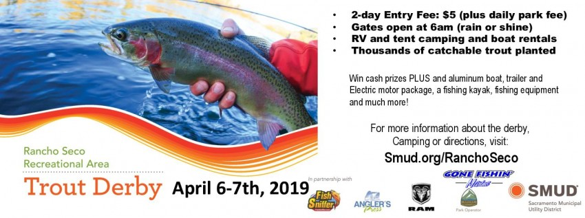 Anglers Press - 2019 SMUD Trout Derby